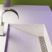 Bathroom in Silestone